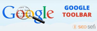 google toolbar