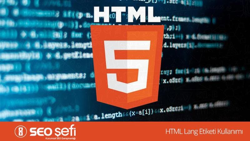 html5 kullanma