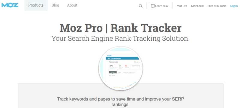 Moz Rank Tracker